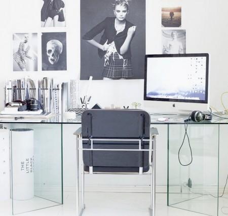 Diseño de oficinas pequeñas pero modernas