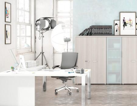Diseño de oficinas pequeñas modernas