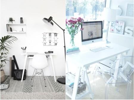 Diseño de oficinas pequeñas y modernas