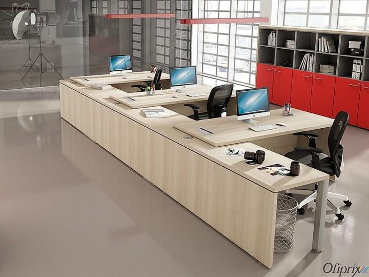 Colores para la oficina : rojo