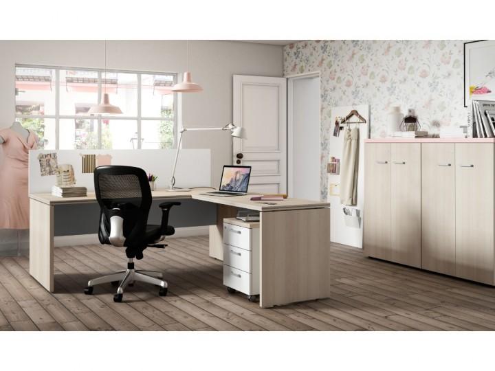 colores para oficina : rosa