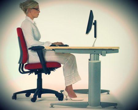 ergonomia preventiva sentarse