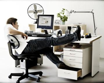 ergonomía preventiva en el trabajo