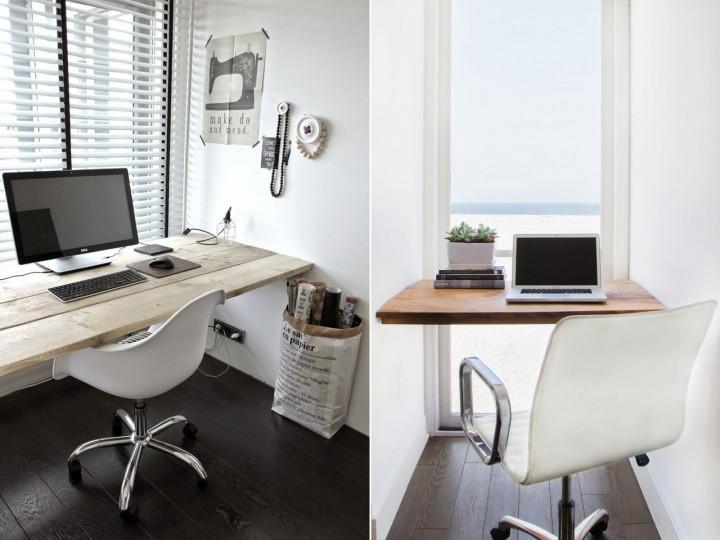 decoración de oficinas pequeñas en casa