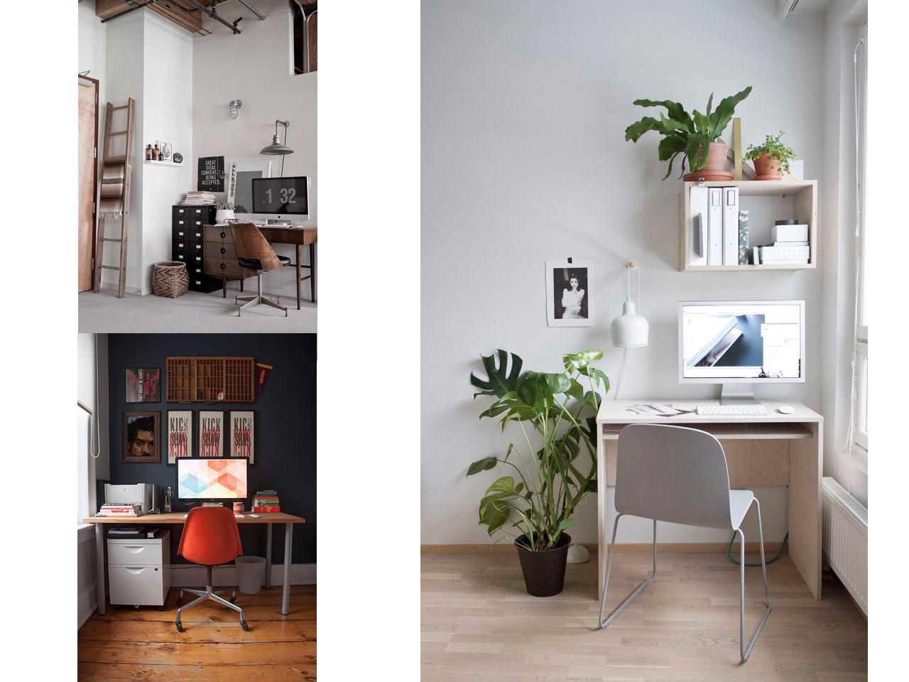 La mejor decoraci n de oficinas peque as en casa - Decoracion de despachos en casa ...