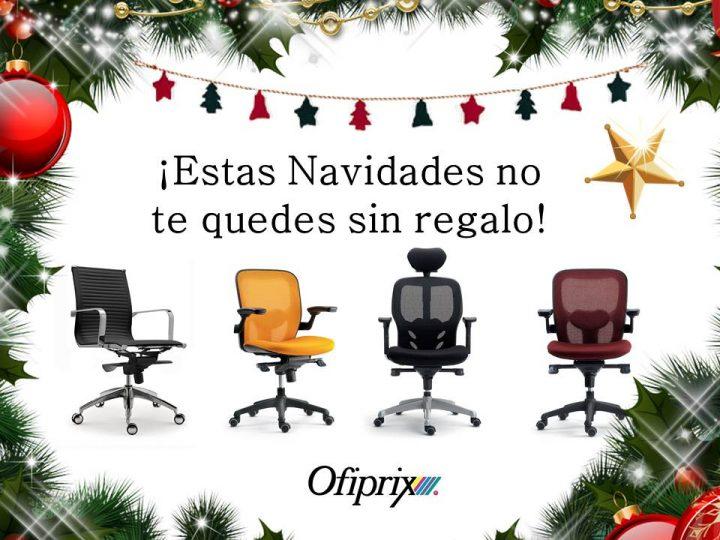 LLega la Navidad a Ofiprix sillas de oficina
