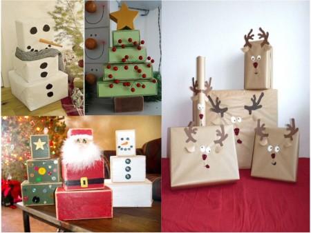 decorar oficinas en navidad