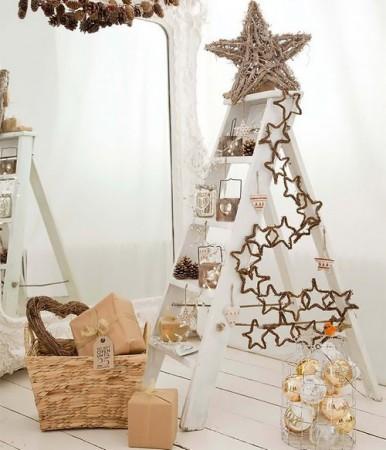decoración navideña para oficinas