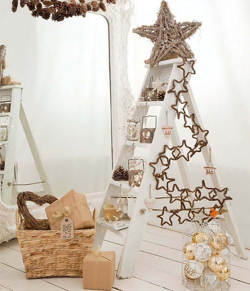 5 ideas de decoraci n navide a para oficinas for Escaleras de adorno