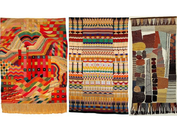 diseños de Gunta Stölzl