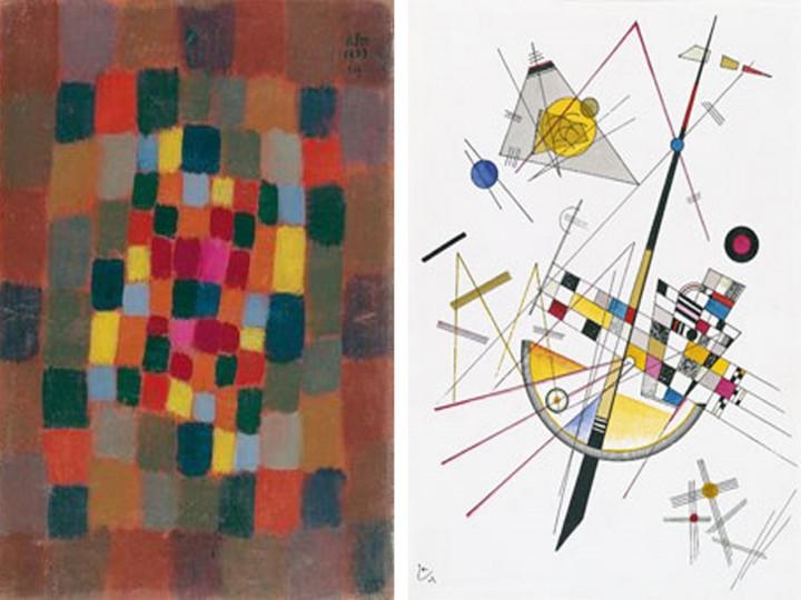 diseños de la Bauhaus