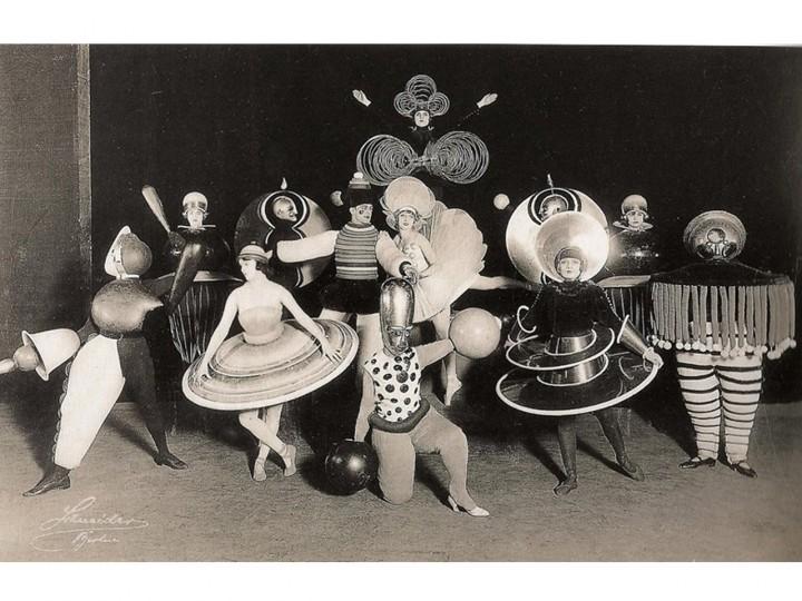 ballet triadico bauhaus