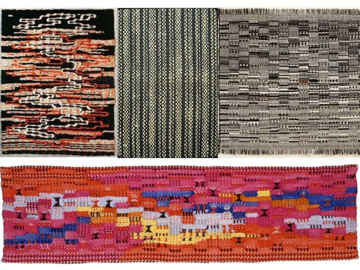 textil de la bauhaus