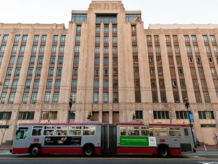 oficinas de twitter en San Francisco