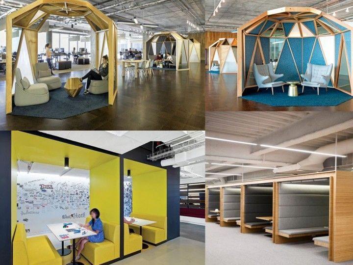 Salas de descanso para empresas
