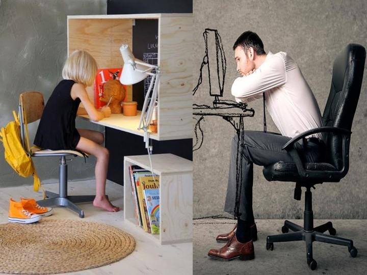 comodidad de las sillas ergonómicas