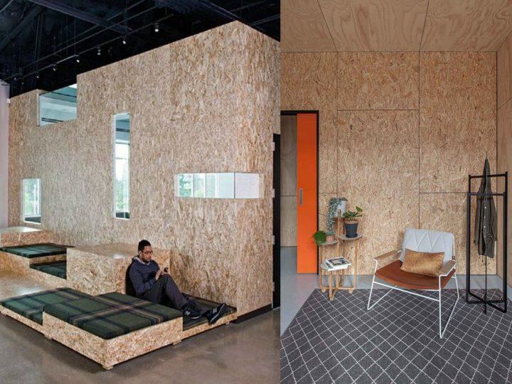 paneles osb para oficinas
