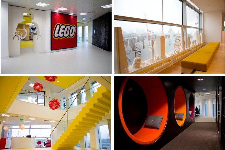 oficinas de lego creativas