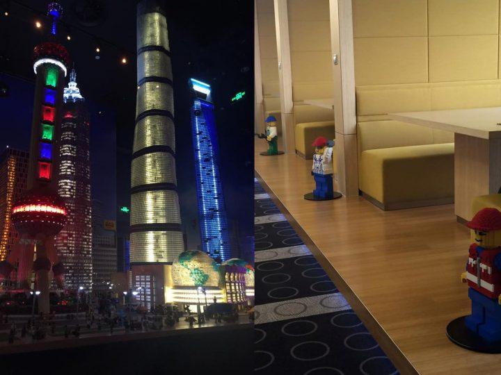 oficinas de lego sostenibles en Shanghai