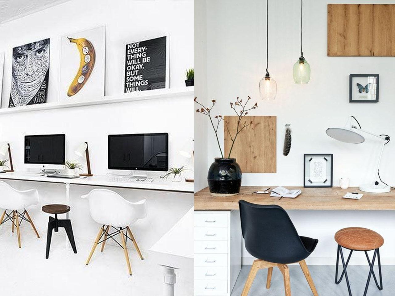 C mo organizar un escritorio de oficina for Elementos para decorar una oficina