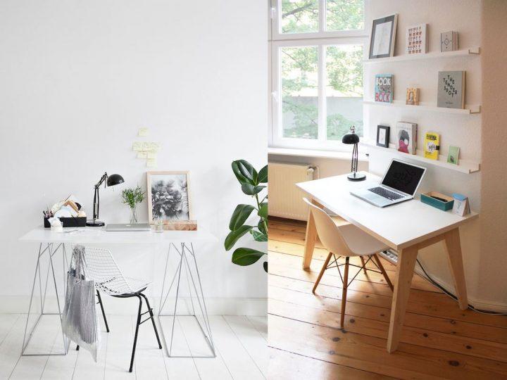 Cómo Organizar Un Escritorio De Oficina