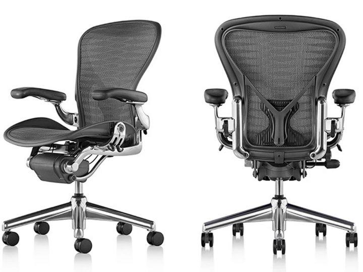 sillas vintage de oficina