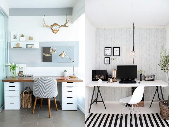 techos blancos para oficinas pequeñas