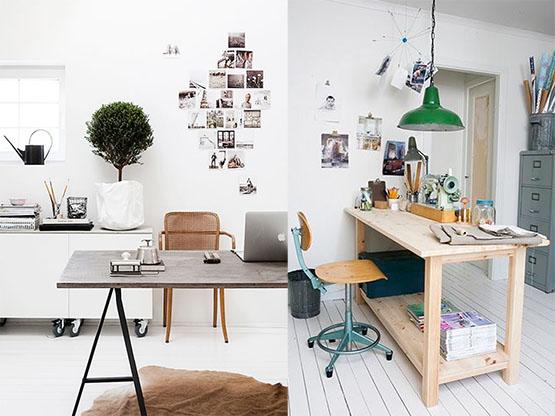 5 geniales trucos para la decoraci n de oficinas peque as - Trucos de decoracion ...