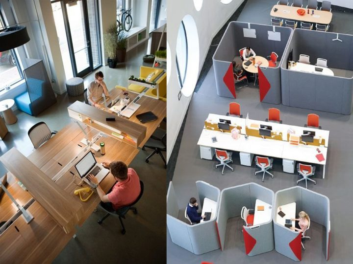 espacios de trabajo free adress