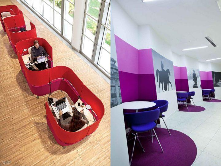 espacios de trabajo hot desk