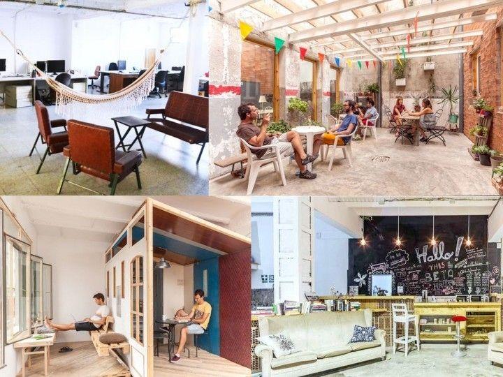espacios coworking nuevas tendencias espacios oficina