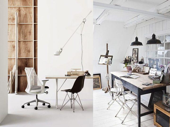 5 geniales trucos para la decoración de oficinas pequeñas