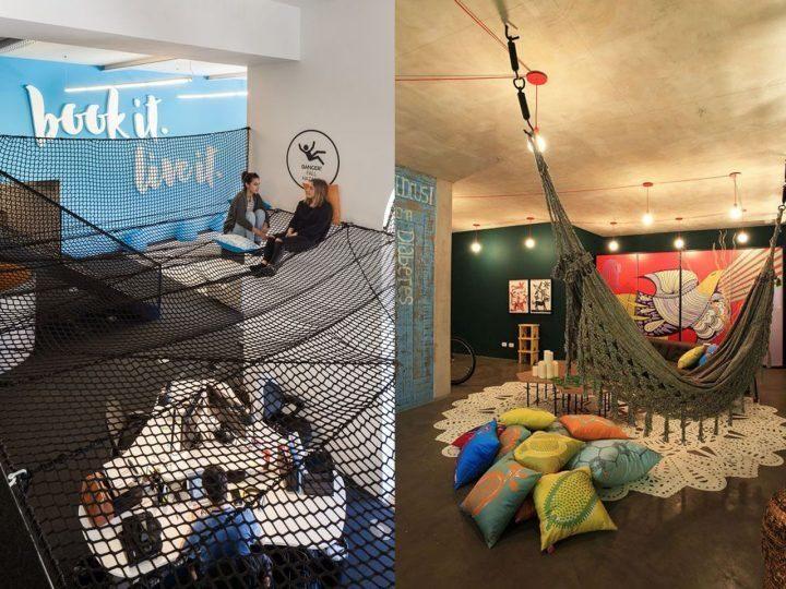 Nuevos espacios de trabajo en oficinas