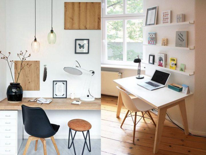 5 geniales trucos para la decoraci n de oficinas peque as for Decoracion para oficina