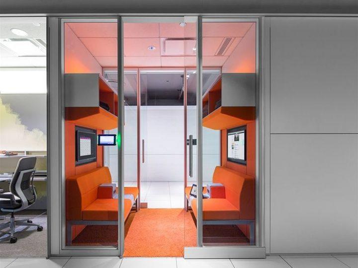 quiet room en oficinas