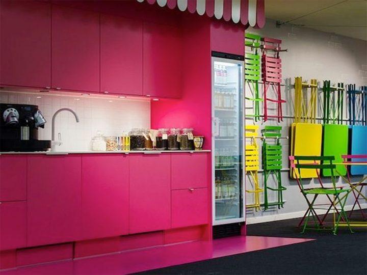 comedor oficinas de candy crush