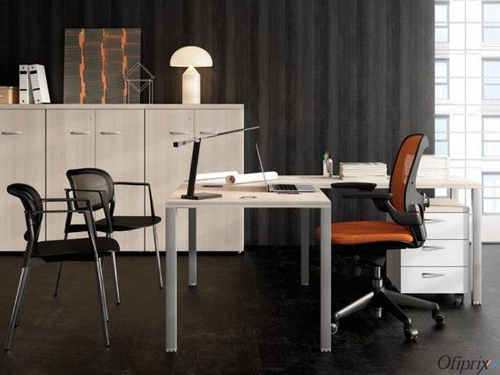 cómo elegir una mesa de oficina