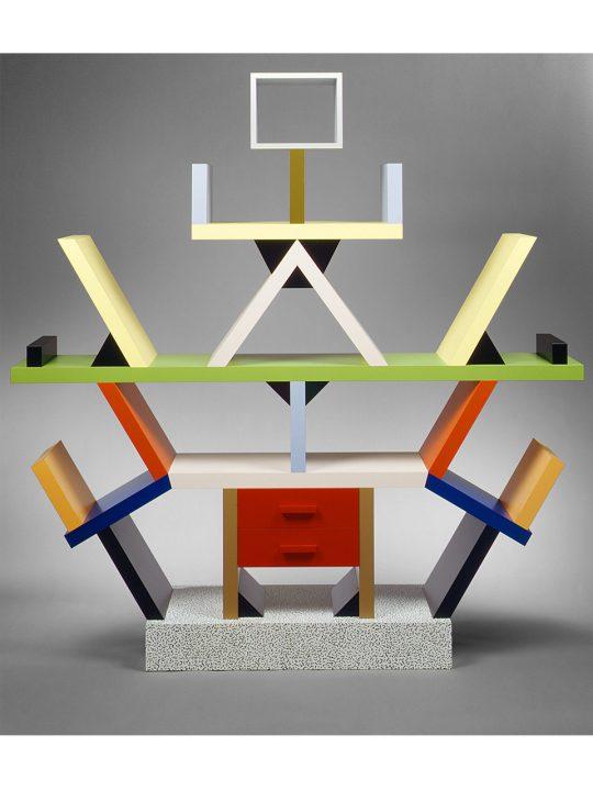 diseño industrial en la posmodernidad carlton