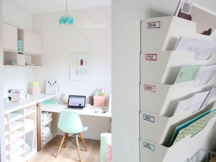 Los accesorios para escritorio de oficina imprescindibles - Organizador cajon oficina ...