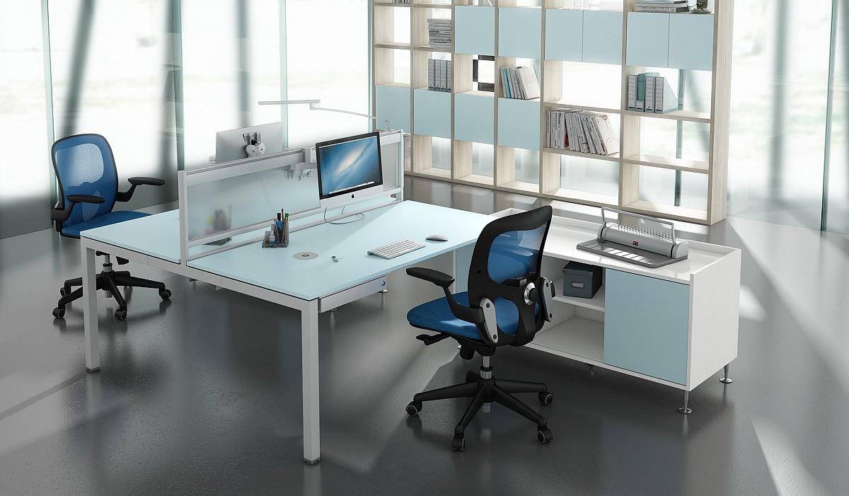Lista de muebles de oficina imprescindibles lo que no for Sillones para escritorios oficina