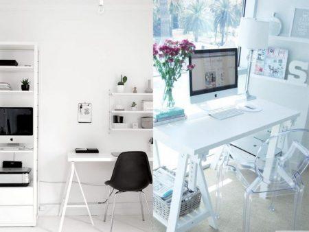 oficina más espaciosa orden