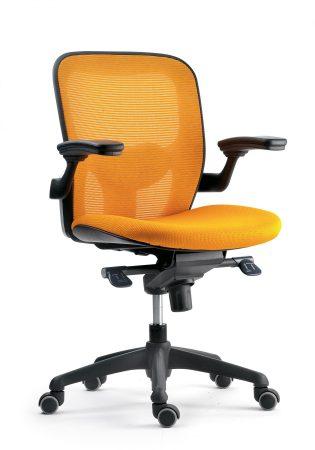 silla de escritorio ideal para la salud de la espalda homologada 8 horas