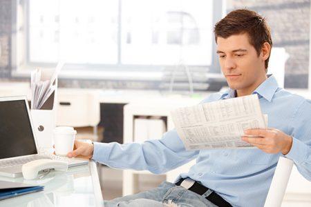 descanso oficina perder la concentracion