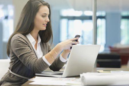 smartphone distraccion perder la concentracion