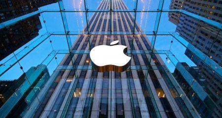 imagen corporativa apple