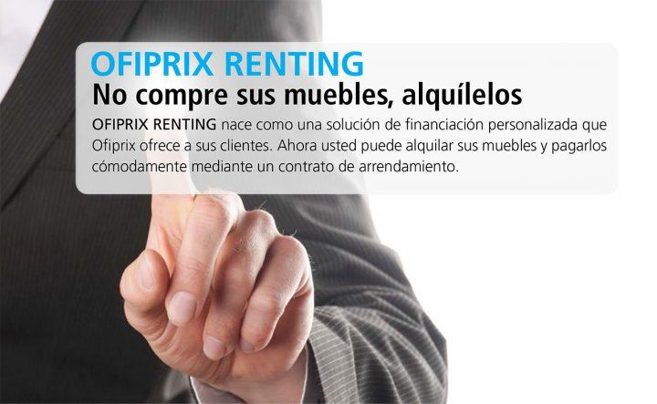 renting ofiprix