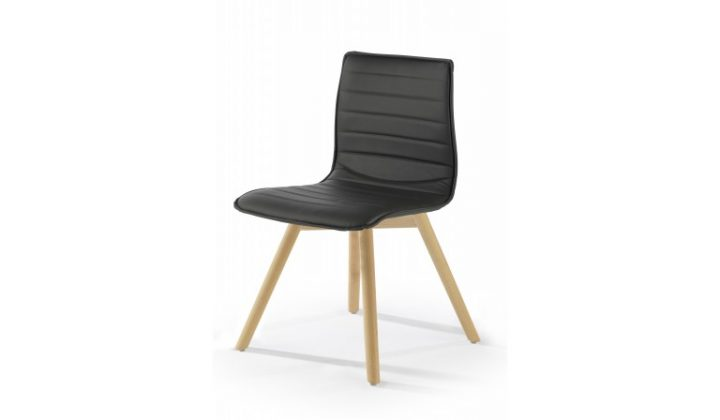 decoración clásica para oficina silla cube