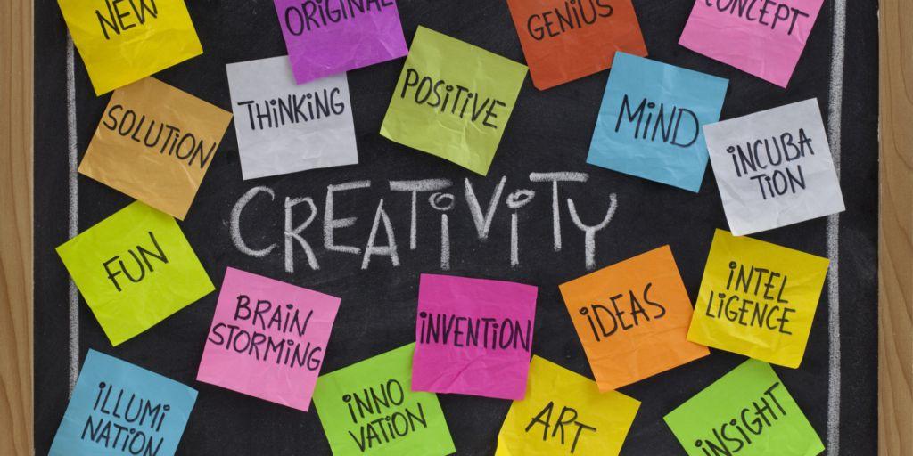 creatividad en la oficina