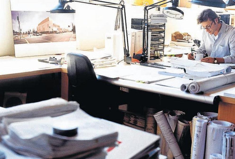 Gu a de c mo decorar un estudio de arquitecto lo que no - Como decorar un estudio ...