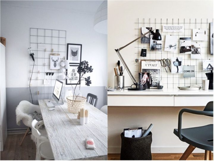 decorar un estudio de arquitecto moodboard